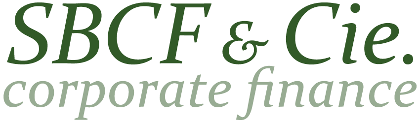 SBCF & Cie. - corporate finance